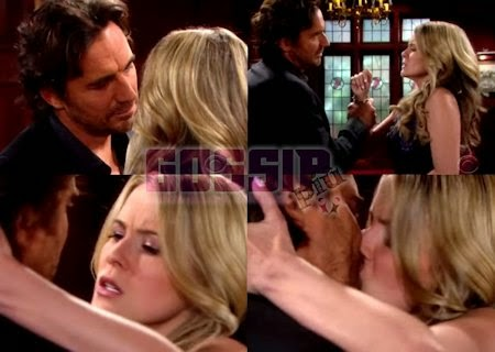 Ridge e Caroline insieme Beautiful