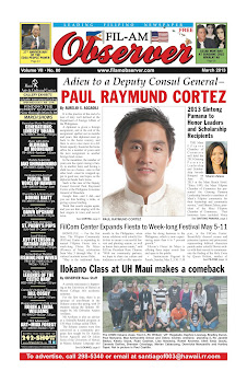 Fil-Am Observer March 2013 Issue