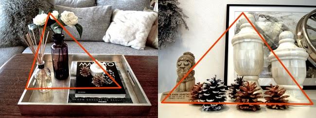 ルール② 三角形に配置