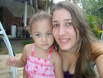Minha princesa e eu!