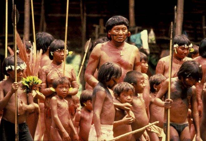 Η φυλή που κάνει σούπα τη στάχτη των νεκρών