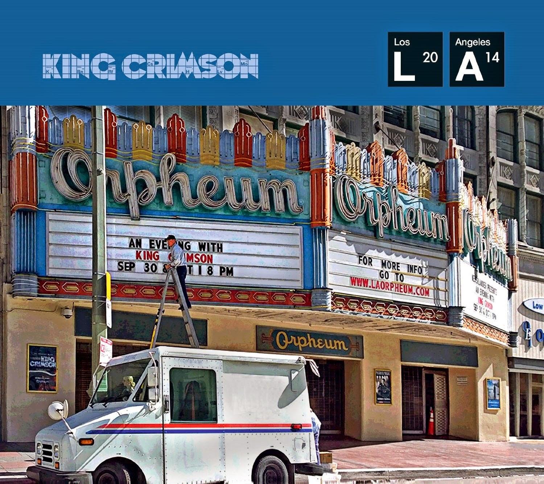 King Crimson - Live at the Orpheum (2015)