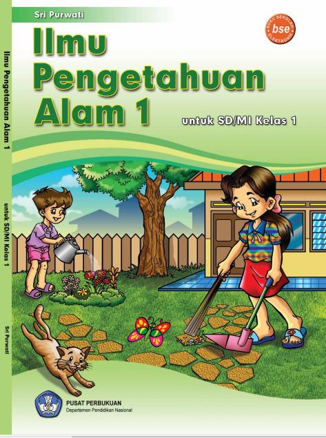 Ebook Ilmu Pengetahuan Alam 1 Untuk Sd Kelas 1