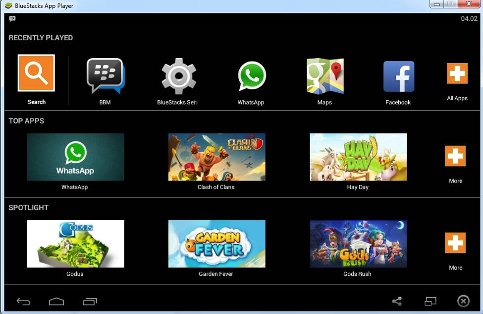 Cara Menggunakan Android di PC atau Laptop dengan BlueStacks   Android ...