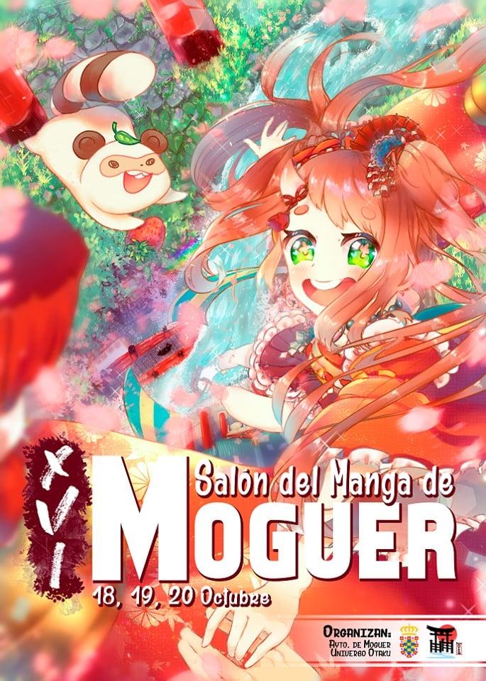XVI SALÓN DEL MANGA DE MOGUER
