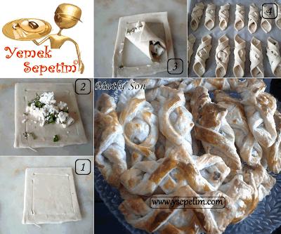 Milföylü Börek Tarifi