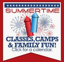 Gardner Village Camps and Classes