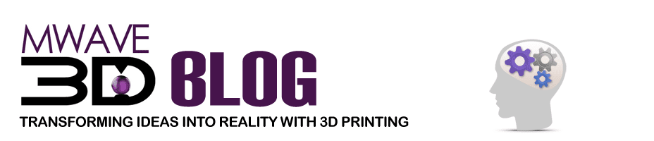 Mwave3D - Turning Ideas into Reality with 3D Printing