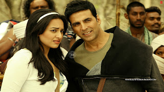 Joker HD High Resolution Wallpapers - featuring Akshay Kumar, Hot Sonakshi Sinha