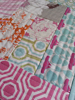 Quilting with Jera