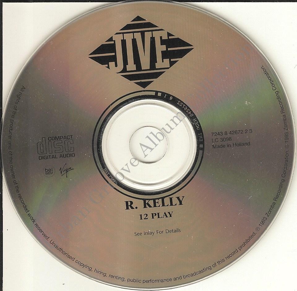 R Kelly Lyrics  12 Play