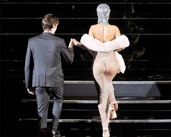 Rihanna see through dress, CDFA