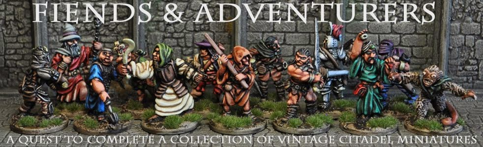 Fiends and Adventurers