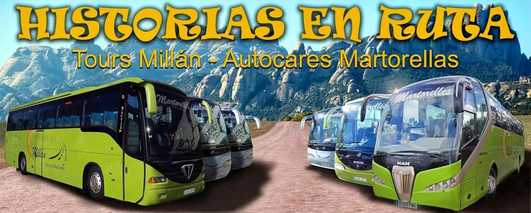 HISTORIAS EN RUTA - Autocares Martorellas