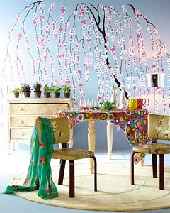 decoracion salon hippie alsondelalma el estilo boho chic para la primavera