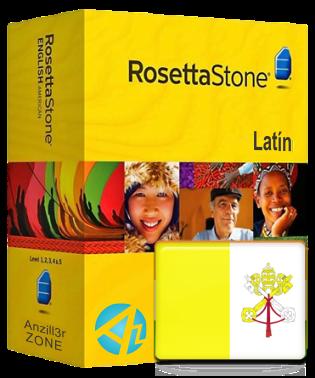 Descargar Rosetta Stone Latin Full