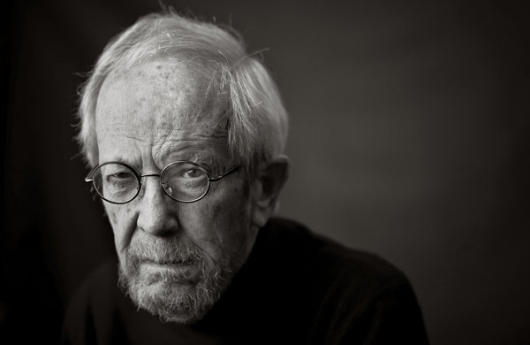 Elmore Leonard (foto: The New York Times)