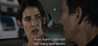 Screenshot Jack Reacher And Mayor Tuner Review Movie Jack Reacher - Never Go Back (2016) BluRay 360p Subtitle Bahasa Indonesia - stitchingbelle.com