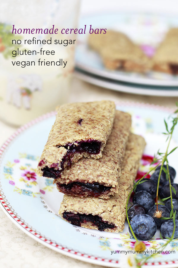 Homemade cereal bars recipe yummy mummy kitchen a vibrant my kids love nutrigrain and other fruit cereal bars at first glance they look like a healthy easy lunchbox option many are even organic ccuart Images