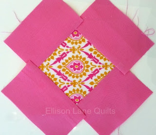 fpp+10 National Sewing Month 2012: Foundation Paper Pieceing Tutorial