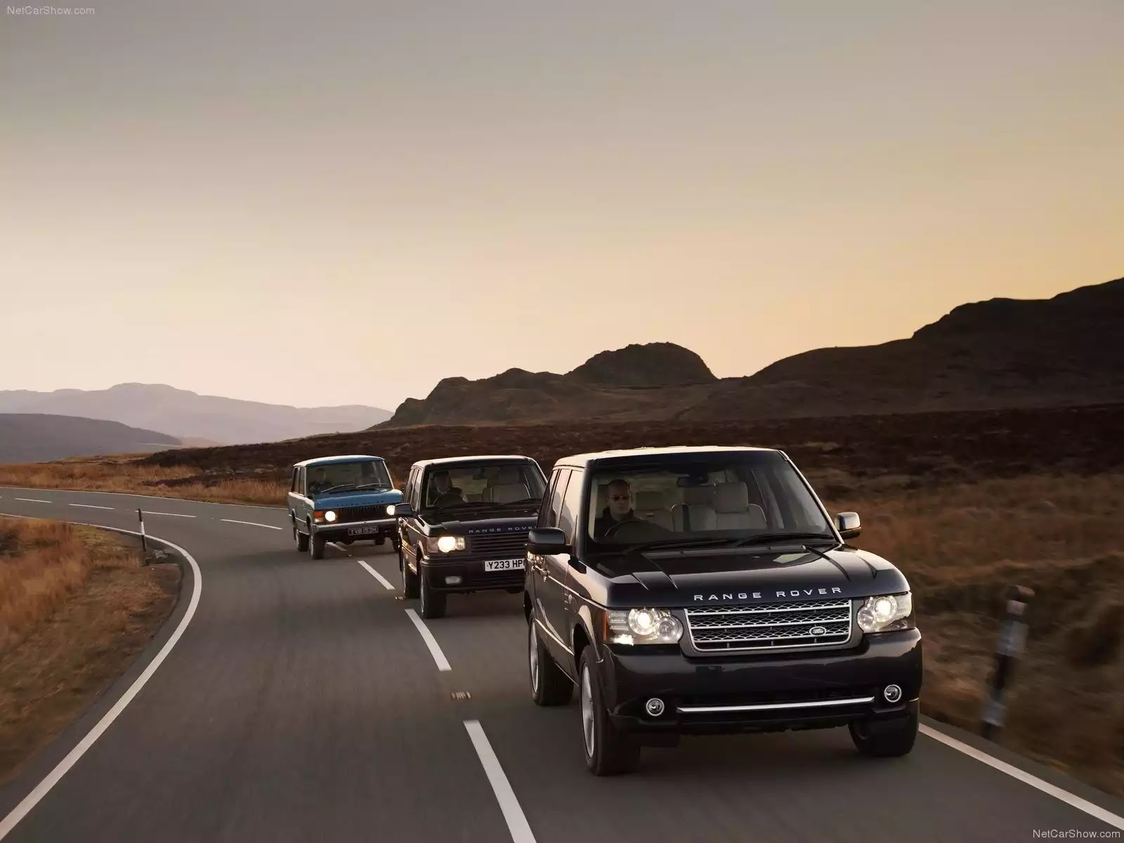 Hình ảnh xe ô tô Land Rover Range Rover 2011 & nội ngoại thất