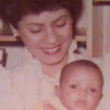 Dorli e seu bebê