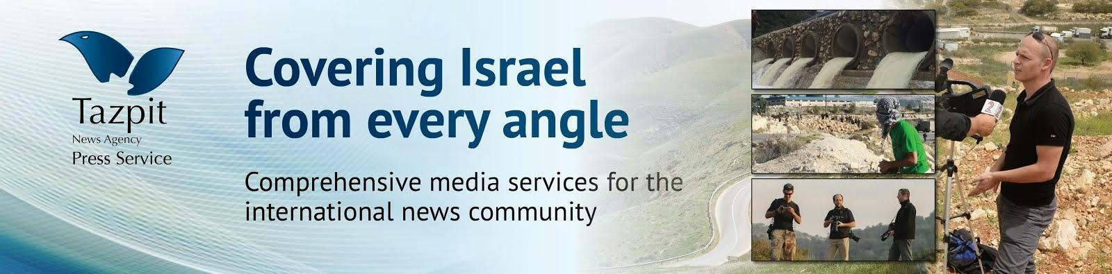 Tazpit News Service
