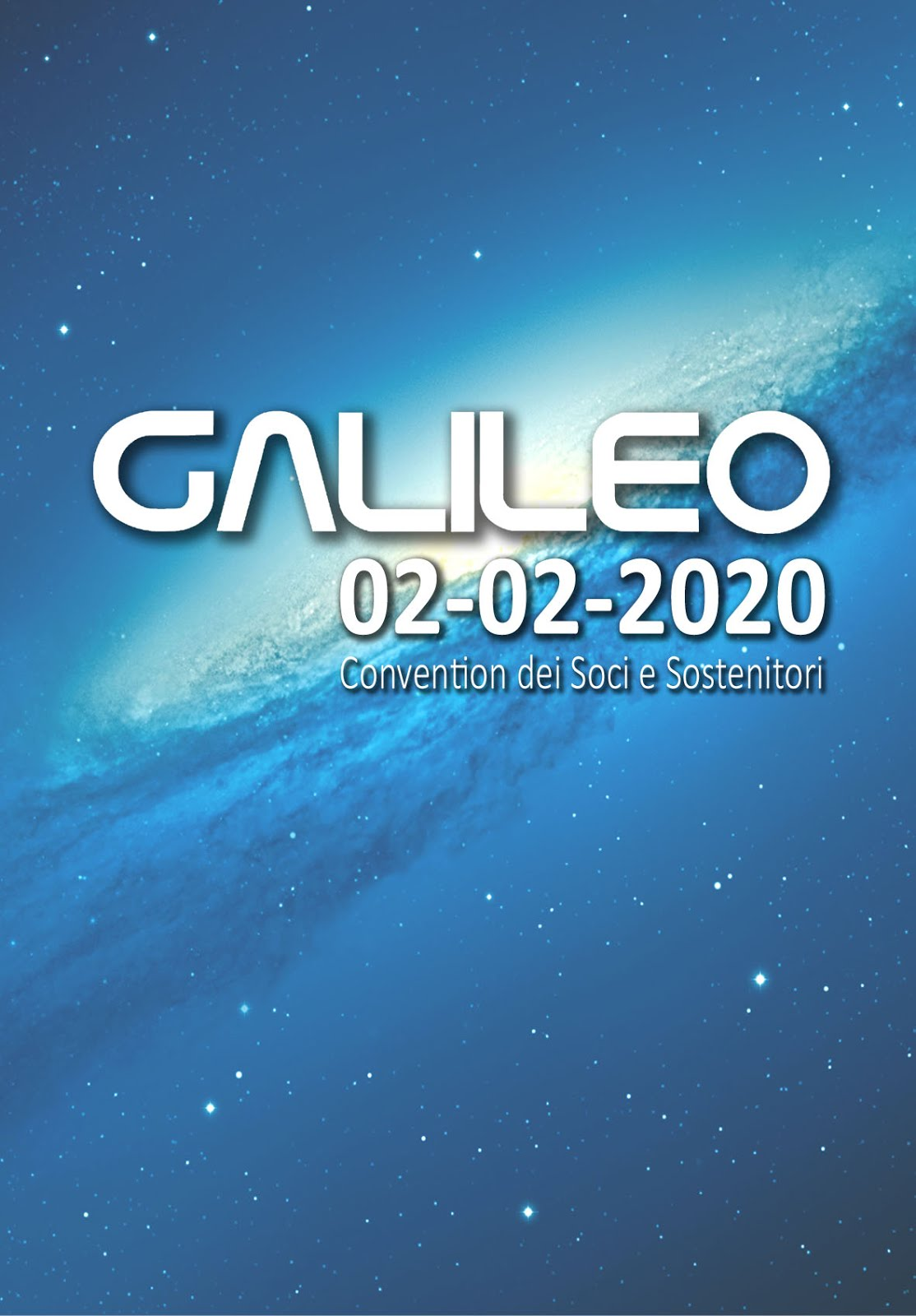 GALILEO CONVENTION 2020