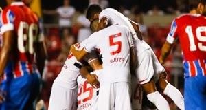 São Paulo 2 x 1 Bahia: Veja os gols da partida