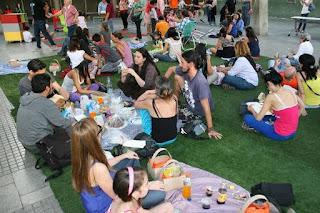 pique nique fete musique chacao 2015 plaza lpg