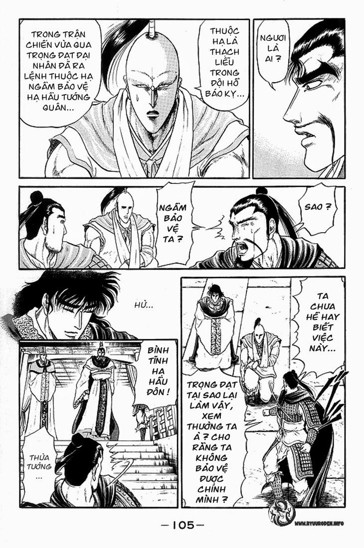 Chú Bé Rồng - Ryuuroden chap 10 - Trang 8