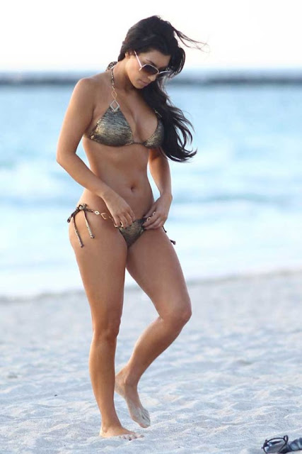 Kim Kardashian Actress Hot Pics