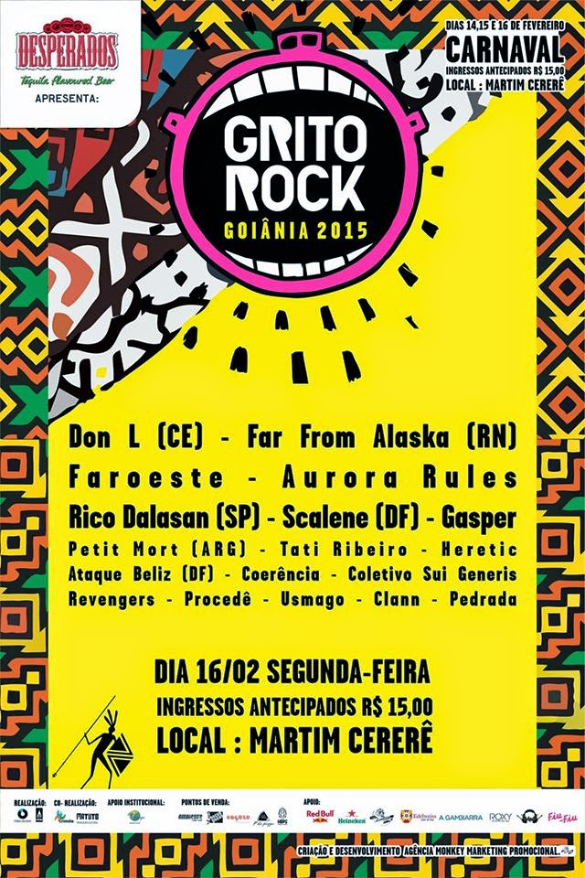 Rock Revengers - Rock N'Roll Saga