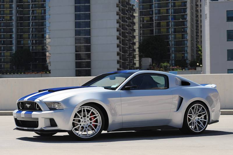 Ford Mustang Stars In Quot Need For Speed Quot Movie Carguide Ph