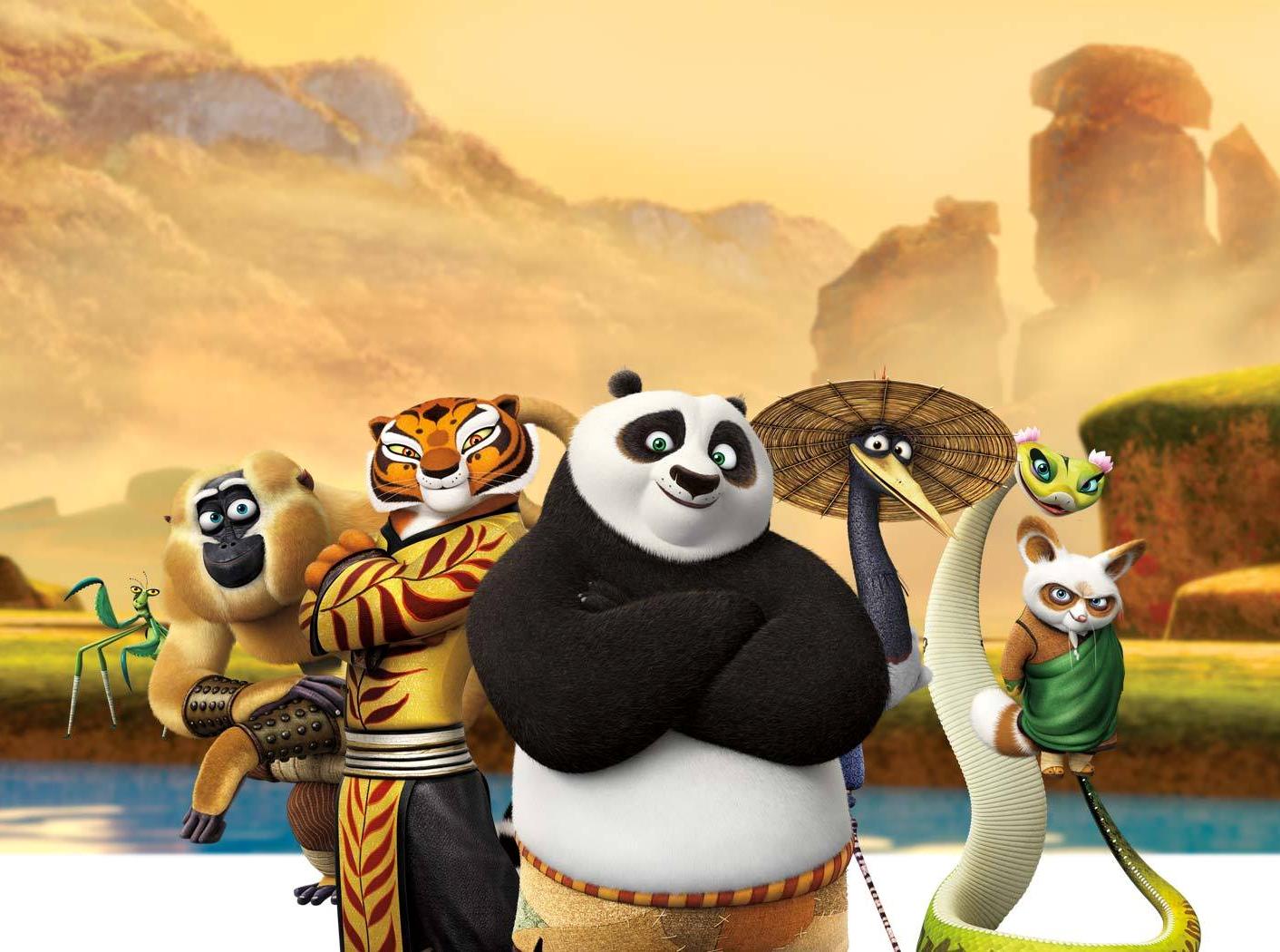 drogemiester's lair: kung fu panda 3 review