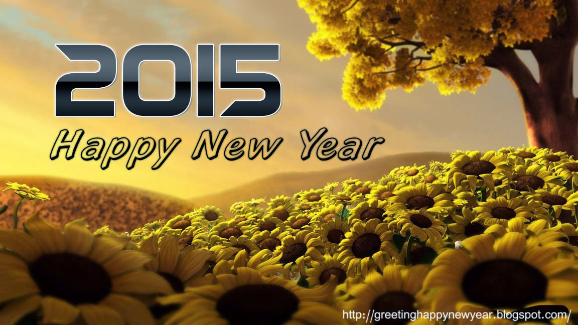 Best Of Happy New Year 2015 HD Cards Free Download
