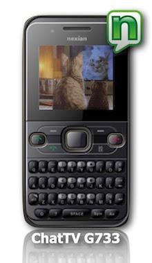 Nexian ChatTV G733 Harga Spesifikasi fitur