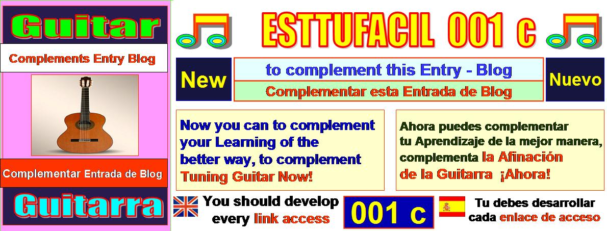 ESTTUFACIL  001 c  -  to complement your favorite entry Blog Now! to develop every link access