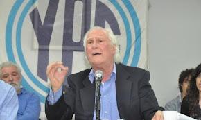Audiencia para Nacionalizar el Petróleo Argentino
