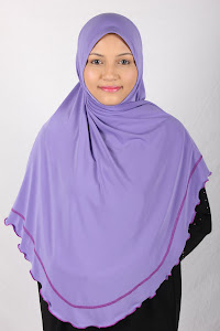 TUDUNG SALWA (TWIST) XL