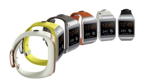 Annunciato il primo smartwatch android di Samsung: il Galaxy Gear compatibile con gli smartphone più recenti dell'azienda coreana
