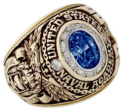 Annapolis Naval Academy Ring