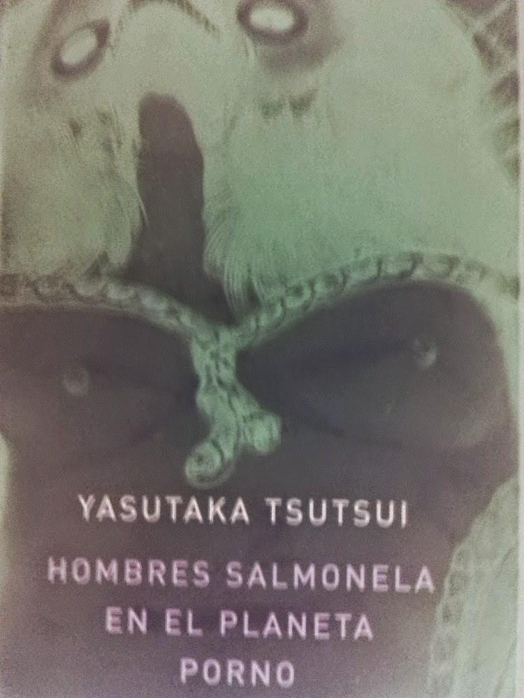 Hombres salmonela en el planeta porno, de Yasutaka Tsutsui
