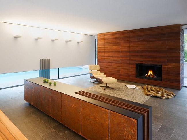 Casas minimalistas y modernas casa minimalista de 2 pisos - Interiores de pisos ...