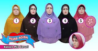 jilbab murah yang dijual secara grosir