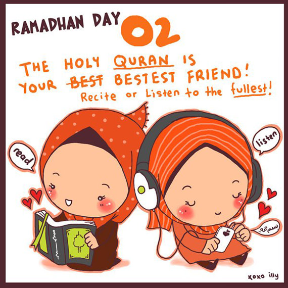 RAMADHAN TIPS #2