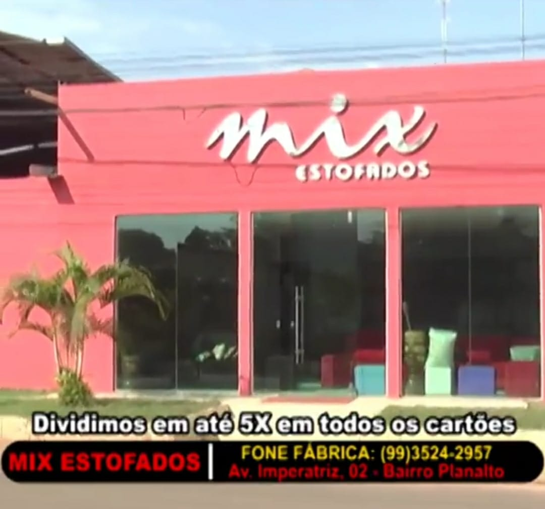 SHOW ROOM MIX ESTOFADOS