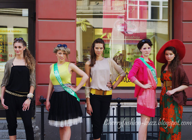 Longest Fashion Show in Baltic States