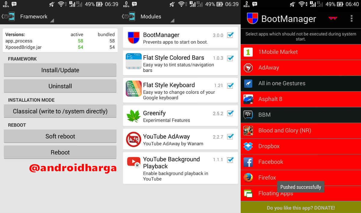 Cara Mencegah Aplikasi Android Startup