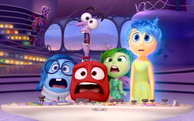del reves dibujos pixar